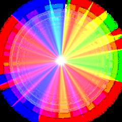 freetoedit prism light colors colorful
