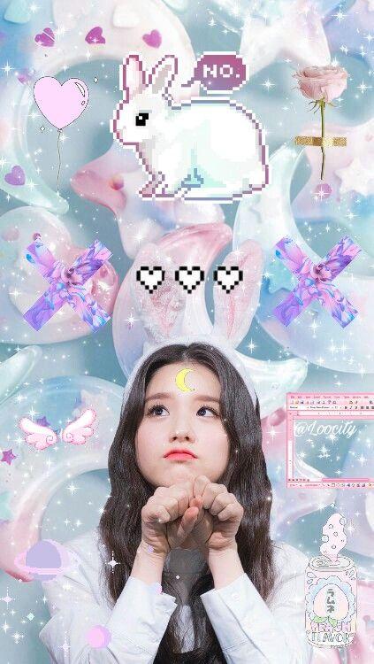 Freetoedit Heejin Edit Kpop Girl Korean Aesthetic Cute