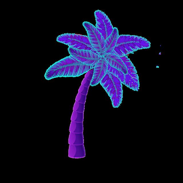 #oceanlove #palmtrees #poparteffect #sparkles #sparkling #anoukodesign #anouko #neoneffect #tumblrsticker #ftestickers #popular #aesthetictumblr #aesthetic #freetoedit