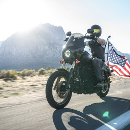 freetoedit boy driver moto flag