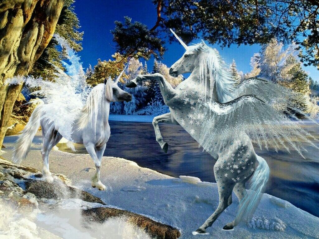 Freetoedit Pegase Pegasus Licorne Unicorn Wings Ice Ice