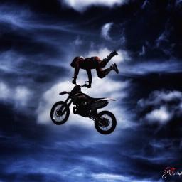 freetoedit motorcycle monsterenergy xgames jump