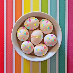easter happyeaster eggs freetoedit