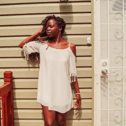 nature followme beautiful easter fashion dressedup white dress photography freetoedit