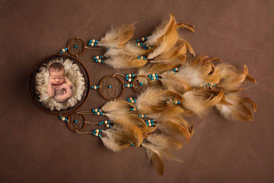 #mewborn #newbornphotogroahy #fineart #composite #art #photographer #baby #love #dreamcatcher @nicolalane