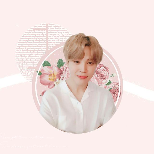 #jimin #bts #btsedits #btsedit #kpopedit #kpopidol #kpop #pink #pinkpastel #violet #flowers #flower #pinkflower #white #green #cute #blondehair