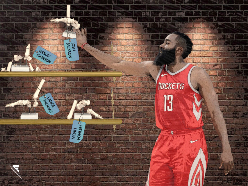 James Harden just added another ankle to his collection #ANKLEBREAKER  #madewithpicsart #freetoedit #theBEARD #usa #nba #basketball #picsart #art #nbaedits #design #today #wednesday #sports #f4f #follow4follow