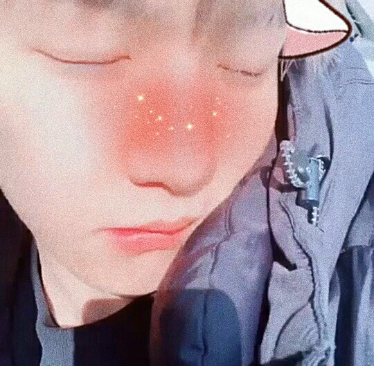 baekhyunee is so so cute omg  #byunbaekhyun #cute #exo #pink #kitty #baekhyun #soft #mochi #edit #freetoedit