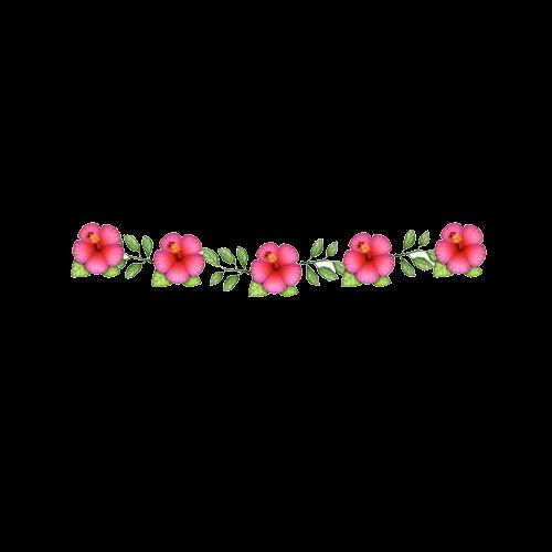Flowercrown Emojiflowercrown Emoji Tumblr Floweremoji