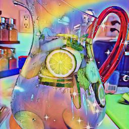 waterislife water hydrating colorsplash colorful freetoedit