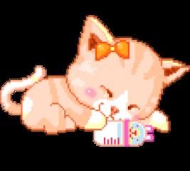cat cute kitty toedit soft freetoedit