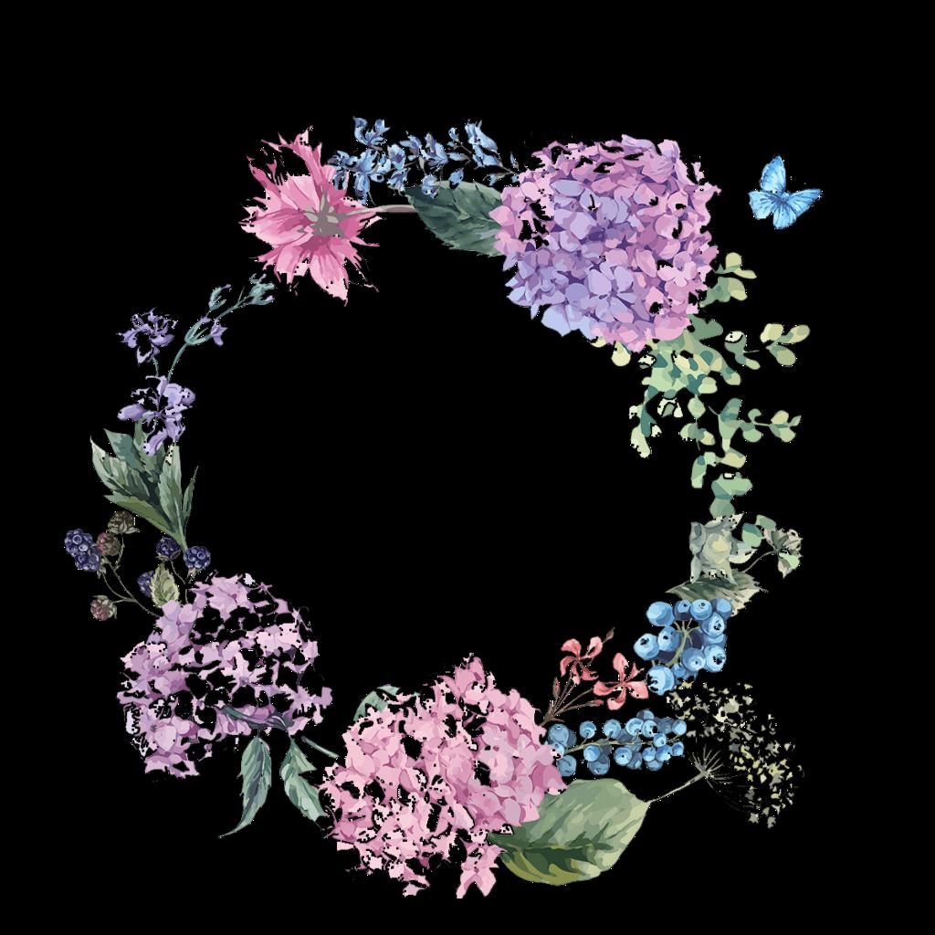 Flowercrown freetoedit sticker by hanjo rafael izmirmasajfo