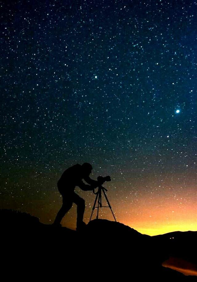 #freetoedit #star #man #photographer #nigth #landscape #nature #bigshutter #stars #astronomy #astrophotography #astrophoto
