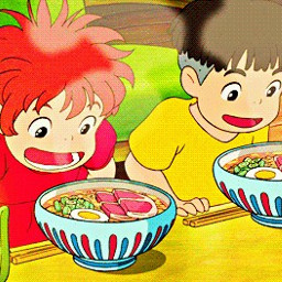 anime animeboy animegirl animemovie ponyo