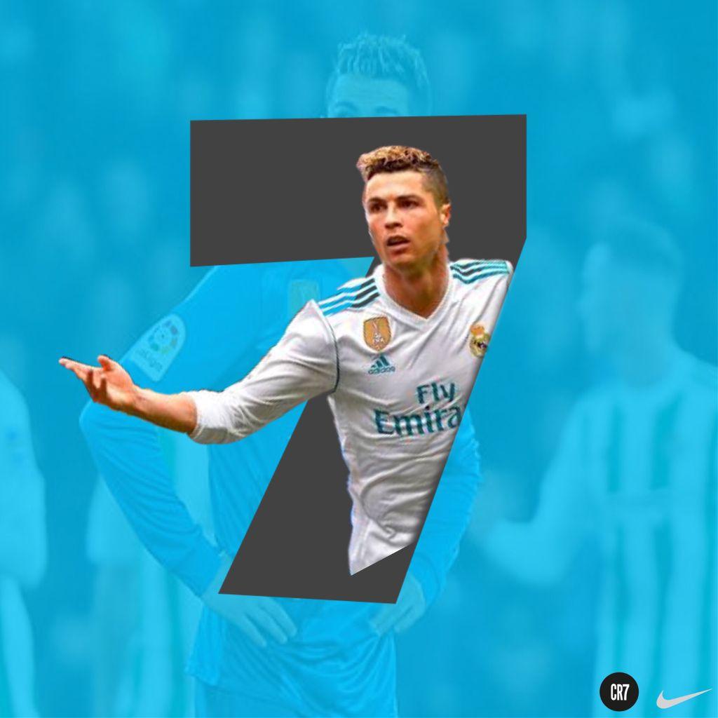 Cristiano Ronaldo Cr7 Soccer Sport Ronaldo Nike Cool