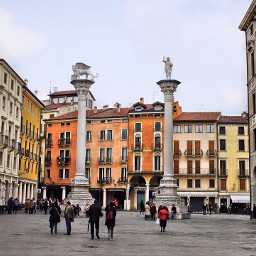 italy italia vicenza veneto architecture
