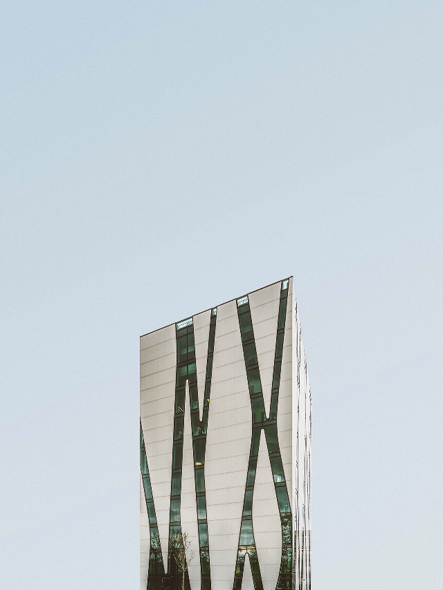 This building is a sign that society is quickly advancing in its creativity and technological capability. This image was taken by @falloutboy13072012, and we encourage you to edit this pic or share your own. #Building #Modernity #Modern #FreeToEdit