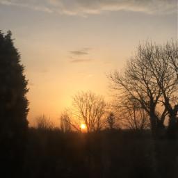 freetoedit nofiltersneeded sunrise sun spring