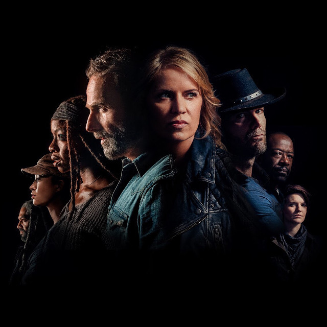 Time is running out to enter for the Walking Dead Crossover challenge! Here is my second submission of the characters in honor of them joining forces! #TWDxFearTWD @feartwd #sponsored
