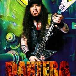 pantera metal metalhead heavymetal band