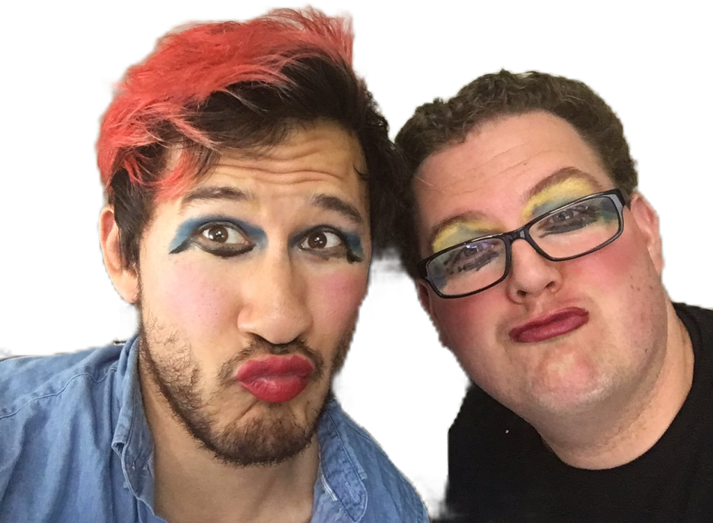 sticker muyskerm bob mark markiplier markipliersticker
