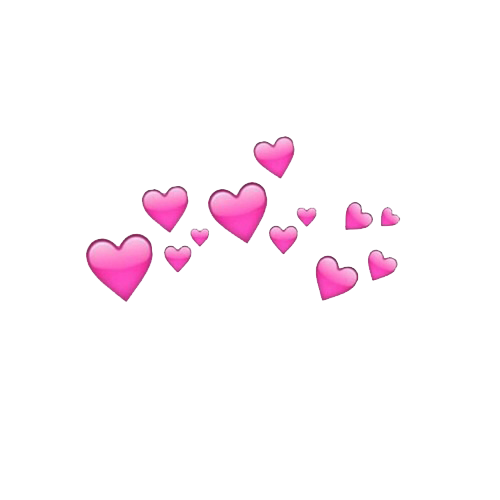 Image result for corazón rosado png