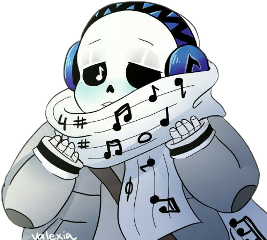 sans music undertaleaus freetoedit