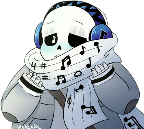#Sans #Music #UndertaleAus