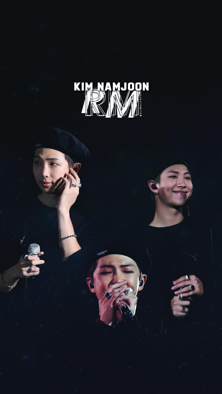 BTS RM wallpaper | lockscreen #rm #rapmon #kimnamjoon #namjoon #bts #