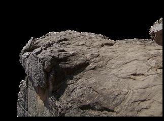 cliff rock ledge freetoedit