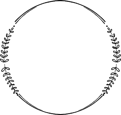 give credits please hojas black circle overlay