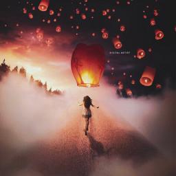 imagination_infocus night lanterns lightfest interesting