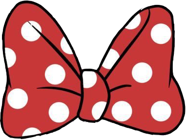 bow minniemouse mickeymous cute red aesthetic disney