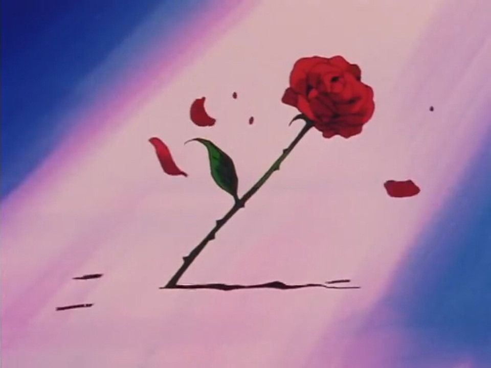 背景 ピンク 赤 花 美少女戦士セーラームーン かわいい ゆめ