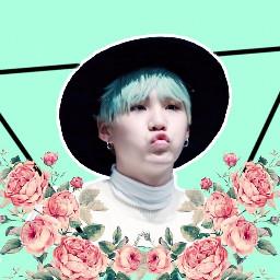 kpop bts minyoongi yoongi min freetoedit