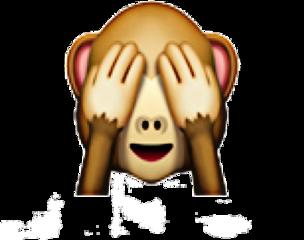 shy monkeystickers freetoedit