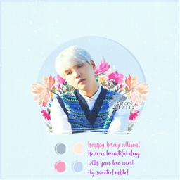 birthdayproject sugacollection suga minsuga Minyoongi btssuga btsyoongi yoongi yoongicollection bts bangtan kpop