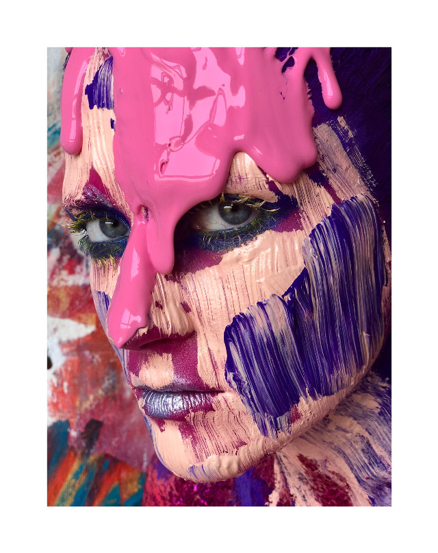 Listen to your art .... detalmakeup.com Tel- Aviv makeup artist #makeupartist #mya #detalmakeup #followme #freetoedit