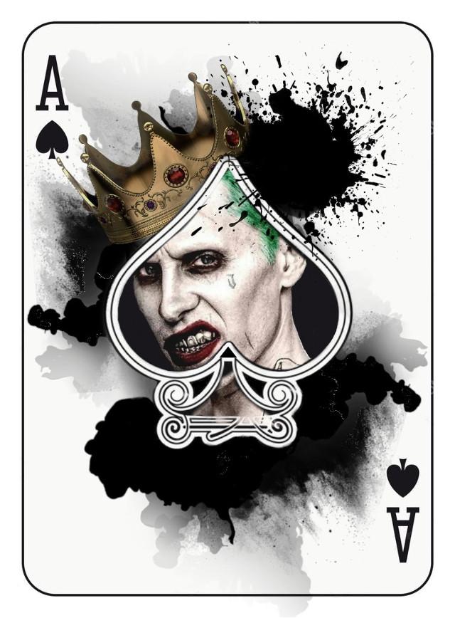 #freetoedit #poker #joker #asdepicas #customplayingcard #customcard