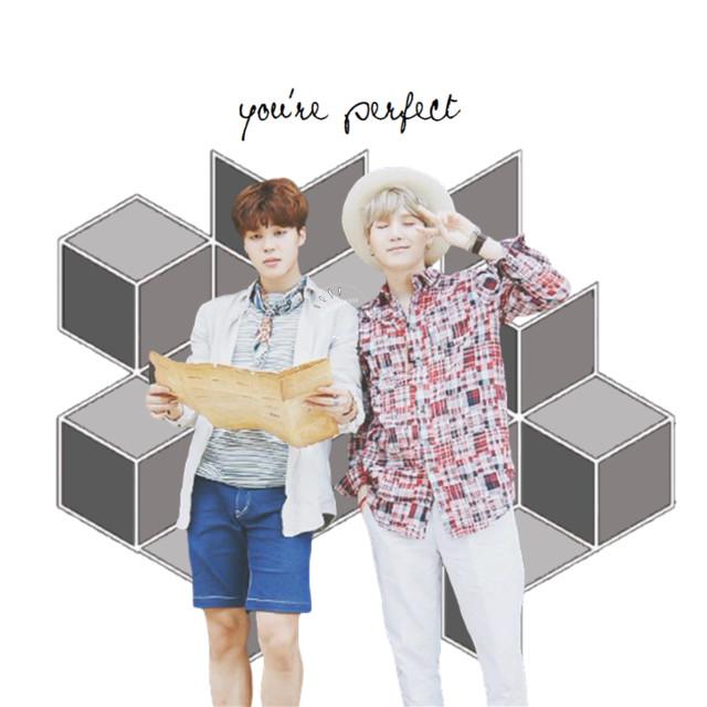 Jimin and Yoongi for @_btsfanedits_  #freetoedit #jimin #parkjimin #yoongi #minyoongi #geometric #suga #perfect #bts #bangtanboys #beyondthescene
