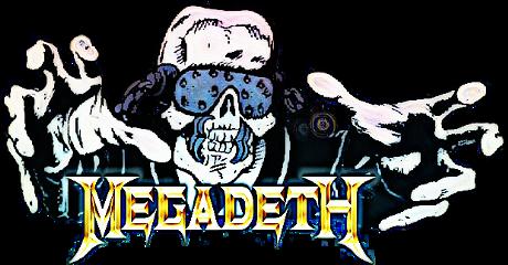 megadeth vicrattlehead metalband metalhead sticker freetoedit