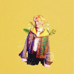 steyibingo bts interesting kpop yoongi suga btssuga btsyoongi minyoongi aesthetic kpopedit btsesit bangtanboy yellow leaves flowers blush myedit edit lyrics