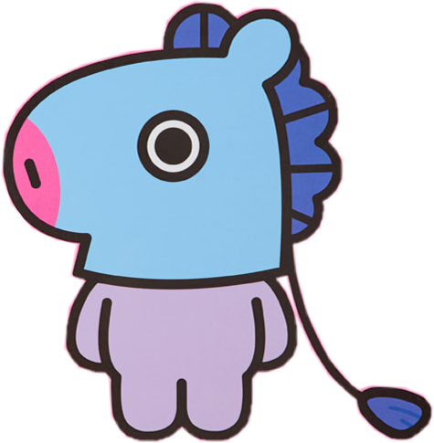 bts j hope mang bt21 freetoedit report clipart icon reporter clipart