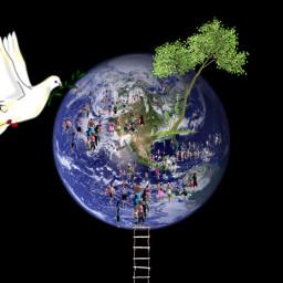 ircearthday earthday freetoedit