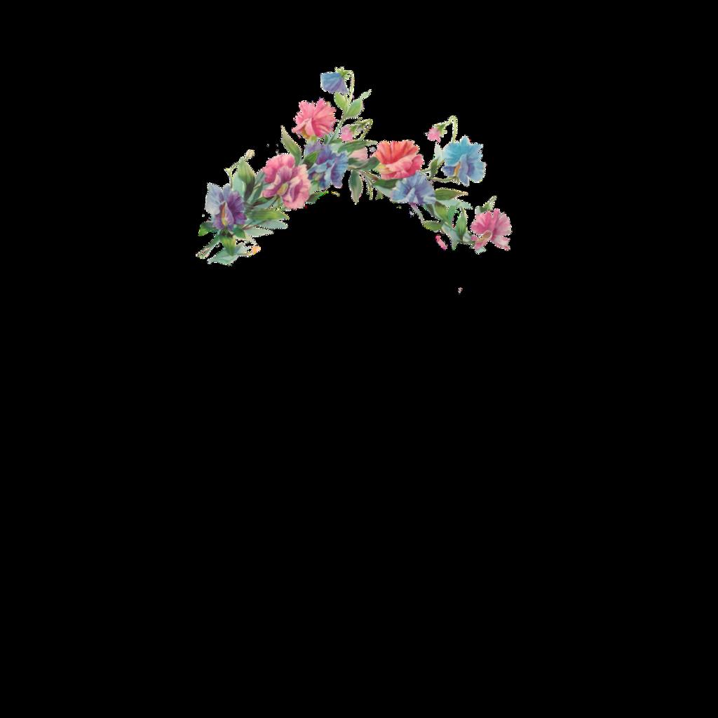 Flowercrown sticker by naira izmirmasajfo
