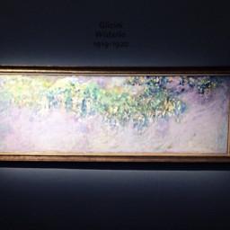 monet art rome wisteria complessodelvittoriano freetoedit