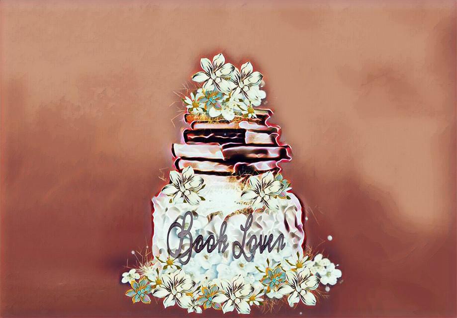#freetoedit #booklover #picsarteffects #cake #nofeature