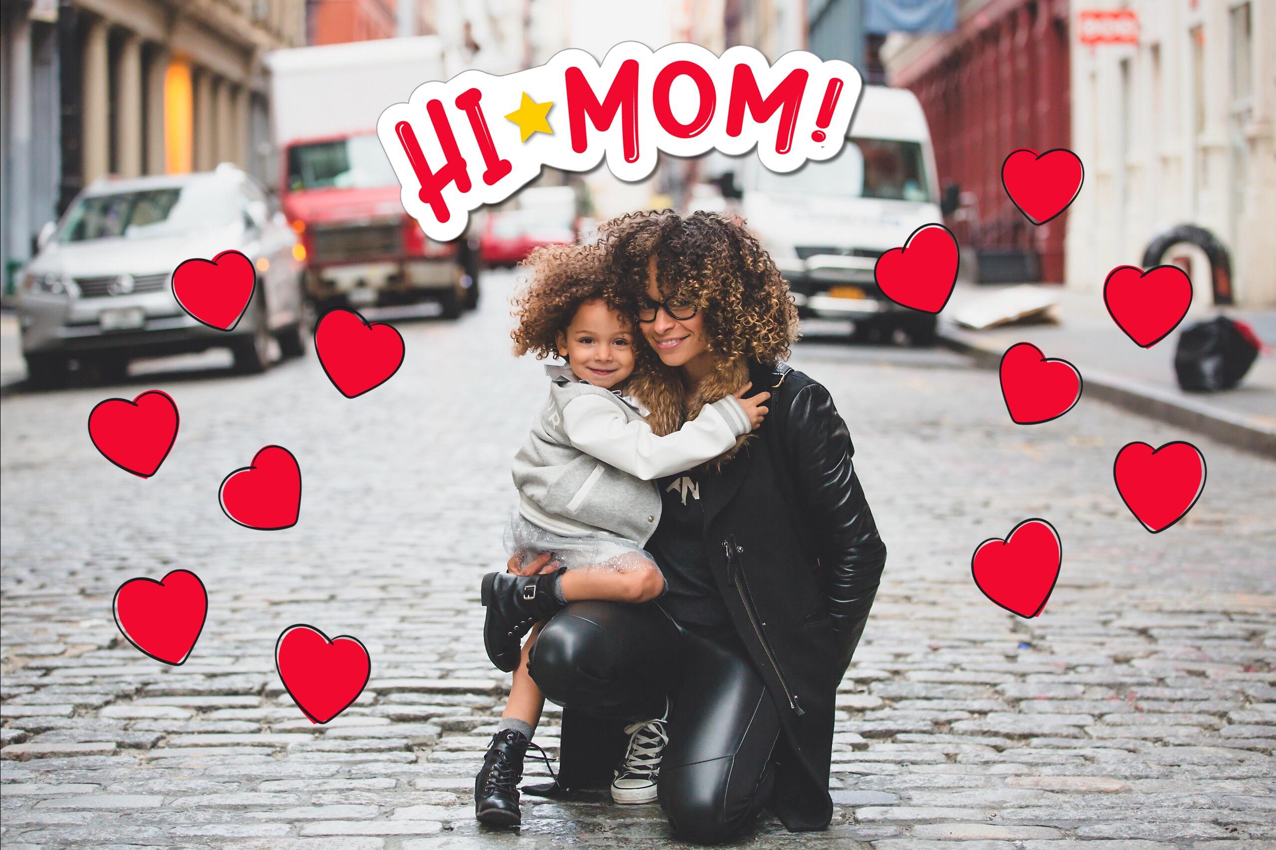 #freetoedit #mymom
