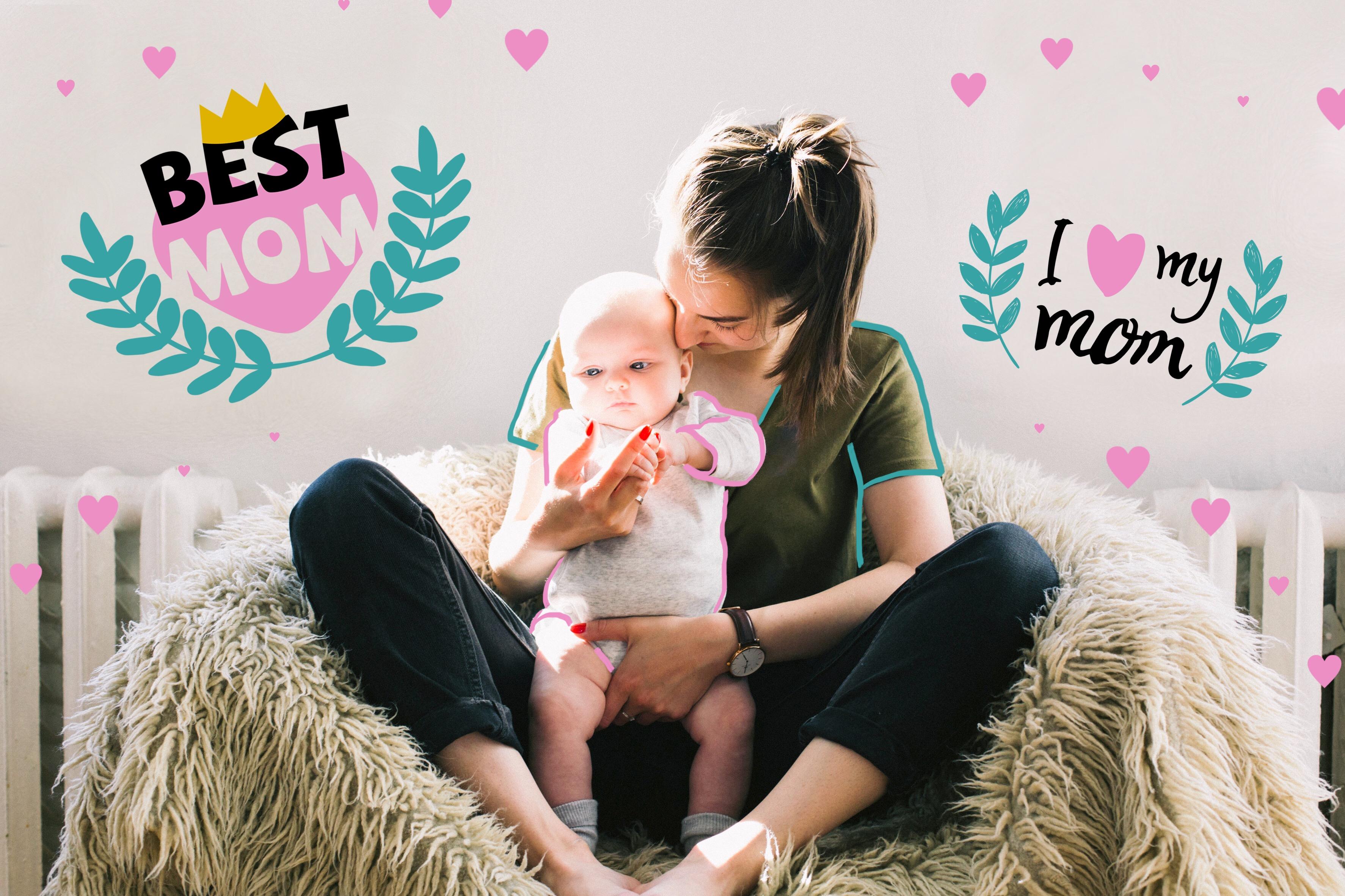 #freetoedit #mothersday