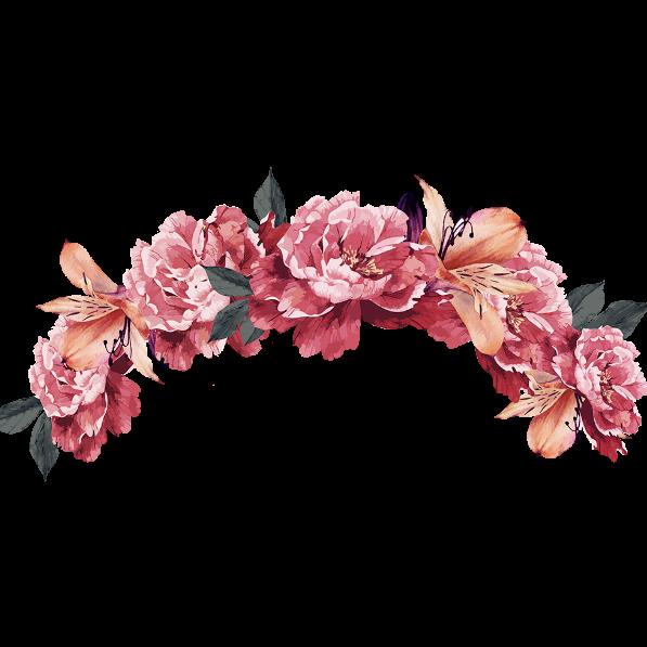 Headband flowers ta color flowerhead flowercrown crow headband flowers ta color flowerhead flowercrown crow izmirmasajfo